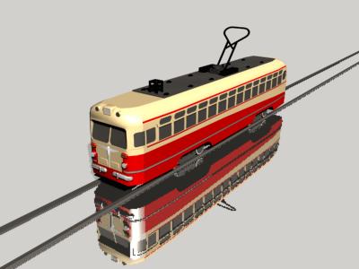 Киев рассматривает вопрос приобретения лейпцигских трамваев для работы на трамвайной линии на Троещине.