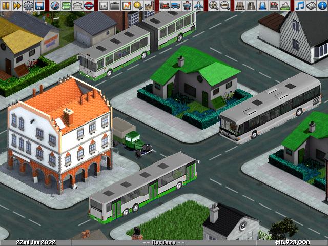 Open Transport Tycoon Deluxe 32bpp